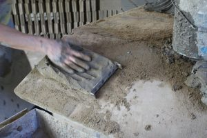 argilla nello stampo, Cotto del Castello