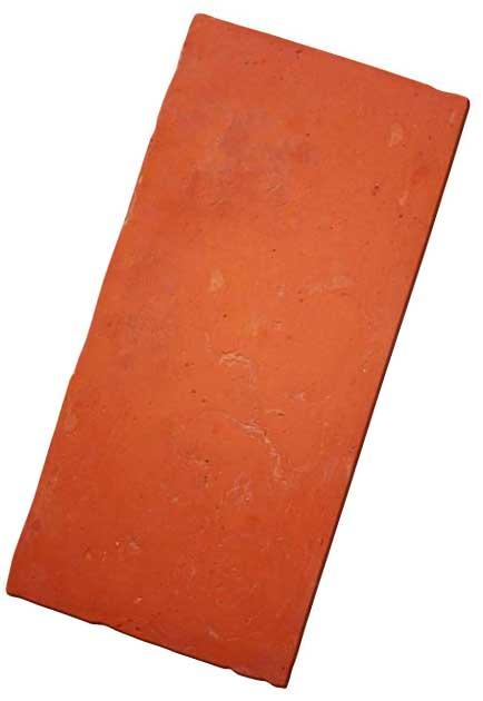 mattone rosso levigato, fornace Cotto del Castello