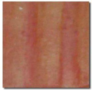 cotto fatto a mano smaltato, arancio