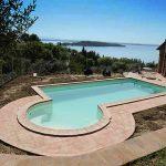 bordo e pavimentazione piscina